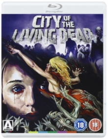 City of the Living Dead, Blu-ray