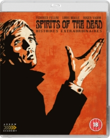 Spirits of the Dead, Blu-ray