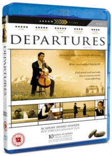 Departures, Blu-ray  BluRay