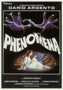 Phenomena, DVD