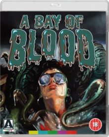 A   Bay of Blood, Blu-ray