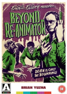 Beyond Re-animator, DVD