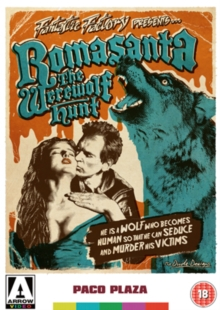 Romasanta - The Werewolf Hunt, DVD