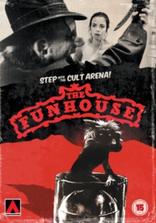 The Funhouse, DVD