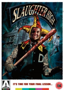 Slaughter High, DVD