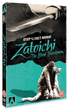 Zatoichi the Blind Swordsman, DVD  DVD
