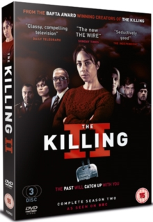 The Killing: Season 2, DVD DVD