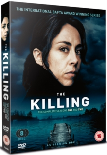 The Killing: Seasons 1 and 2, DVD