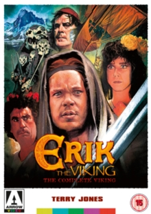 Erik the Viking, DVD