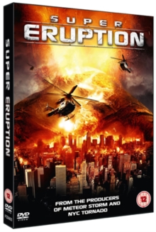 Super Eruption, DVD