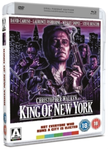 King of New York, Blu-ray