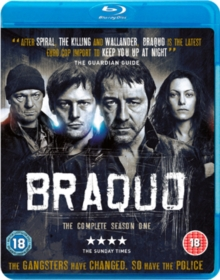 Braquo: The Complete Season One, Blu-ray