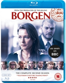 Borgen: The Complete Second Season, Blu-ray