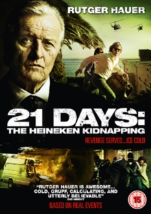 21 Days - The Heineken Kidnapping, DVD