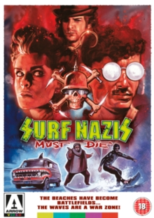 Surf Nazis Must Die, DVD
