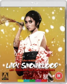 Lady Snowblood: Blizzard from the Netherworld/Love Song of..., Blu-ray