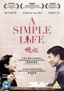 A   Simple Life, DVD