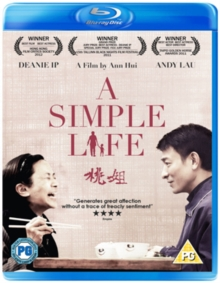 A   Simple Life, Blu-ray