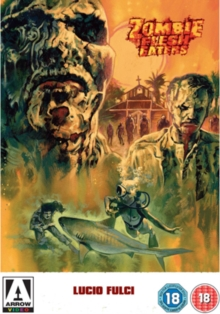 Zombie Flesh Eaters, DVD
