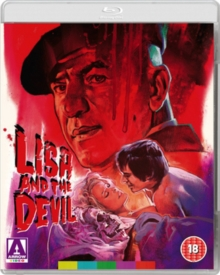 Lisa and the Devil, Blu-ray