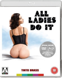 All Ladies Do It, Blu-ray