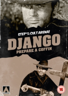 Django, Prepare a Coffin, DVD