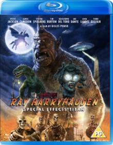 Ray Harryhausen - Special Effects Titan, Blu-ray