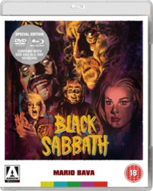 Black Sabbath, Blu-ray
