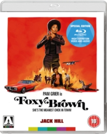 Foxy Brown, Blu-ray