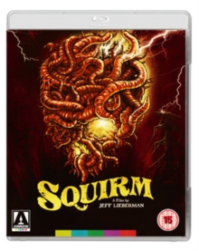 Squirm, Blu-ray
