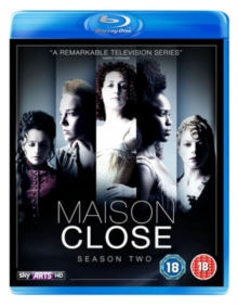 Maison Close: Season 2, Blu-ray