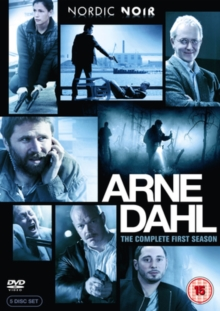 Arne Dahl: The Complete First Season, DVD
