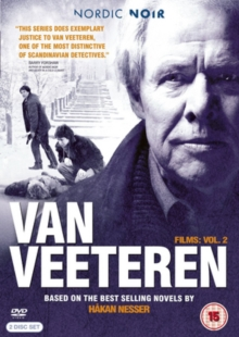 Van Veeteren: Films - Volume 2, DVD