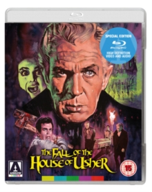 The Fall of the House of Usher, Blu-ray