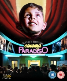 Cinema Paradiso (Theatrical and Director's Cut), Blu-ray  BluRay