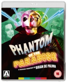 Phantom of the Paradise, Blu-ray