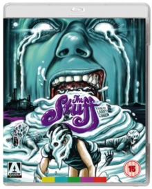 The Stuff, Blu-ray