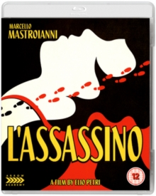 L'Assassino, Blu-ray