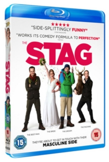 The Stag, Blu-ray