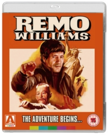 Remo Williams - The Adventure Begins, Blu-ray