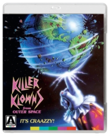 Killer Klowns from Outer Space, Blu-ray