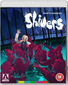 Shivers, Blu-ray