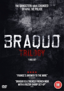 Braquo: The Complete Seasons 1-3, DVD