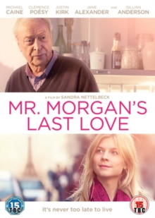 Mr. Morgan's Last Love, DVD