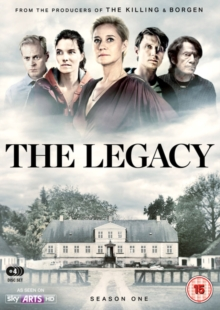 The Legacy, DVD