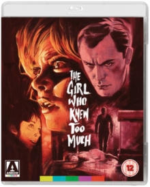 The Girl Who Knew Too Much, Blu-ray