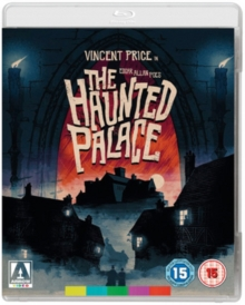 The Haunted Palace, Blu-ray