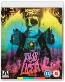 The Tomb of Ligeia, Blu-ray