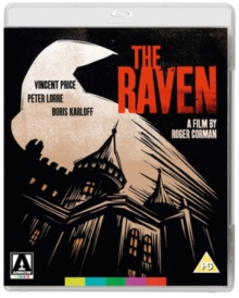 The Raven, Blu-ray