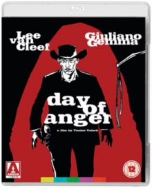 Day of Anger, Blu-ray